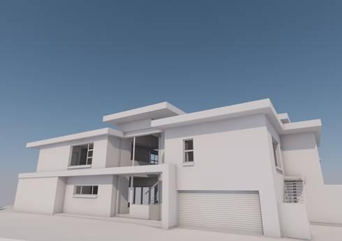 House van Jaarsveld:   by Seven Stars Developments