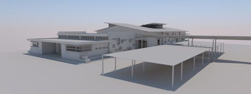 Phumlani Secondary School:   by Seven Stars Developments