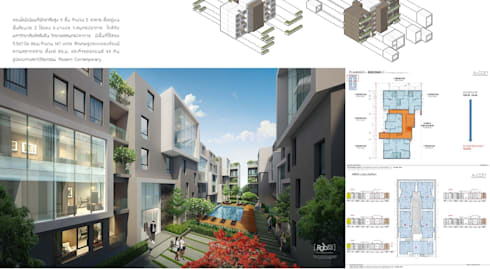 DELONIX GARDEN CONDOMINIUM:   by Apluscon Architects Ltd