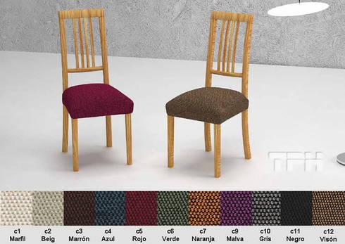 Fundas sofá modelo Viena von TPH fundas de sofá | homify