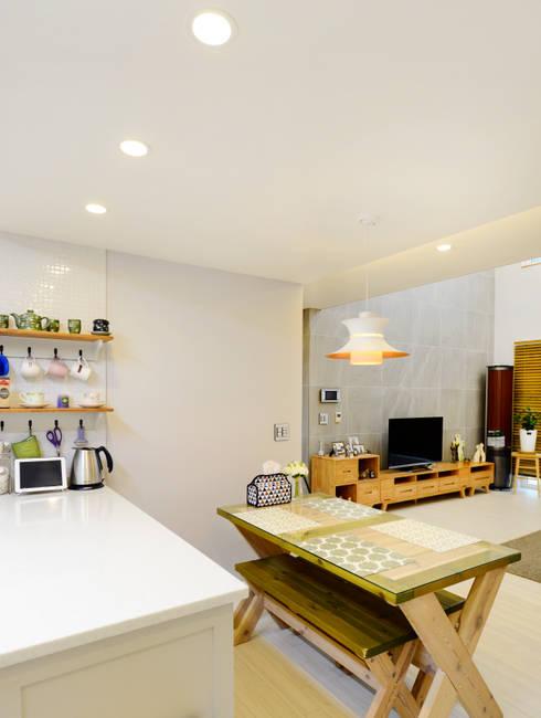 廚房 by 코원하우스