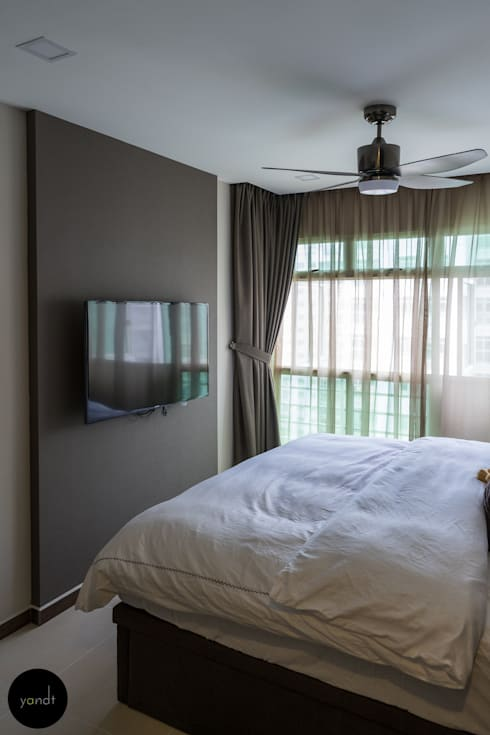 غرفة نوم تنفيذ Y&T Pte Ltd