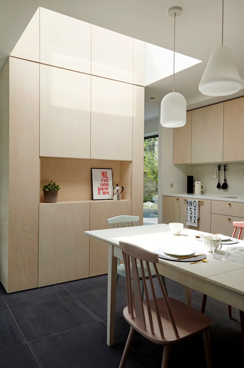 No. 49:  Kitchen by 31/44 Architects