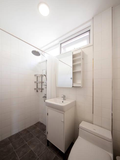 Projekty,  Łazienka zaprojektowane przez Design Guild