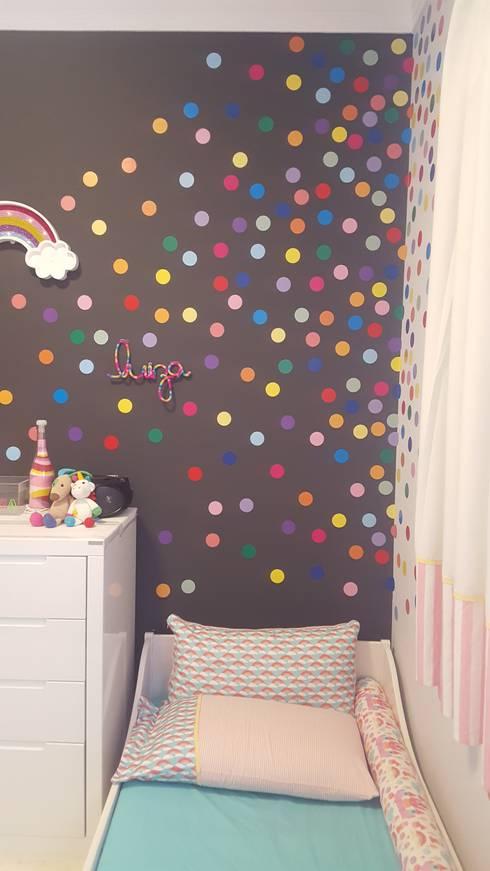 غرفة الاطفال تنفيذ Bel e Tef Atelier da Reforma