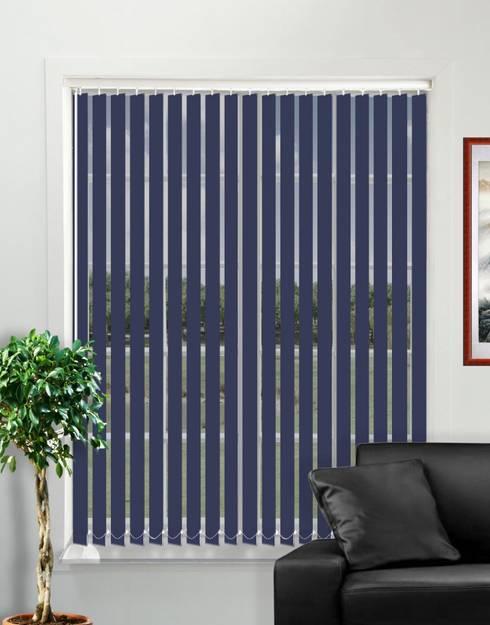 Vertical Blinds:  Windows & doors  by JB Gorden Dekorasi Indonesia