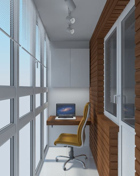 Patios & Decks by Anastasia Yakovleva design studio