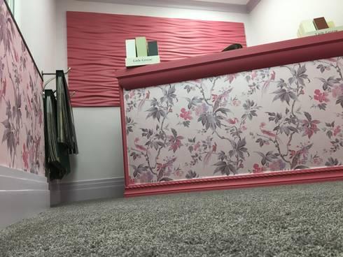 tapetenstudio por schoo gmbh homify. Black Bedroom Furniture Sets. Home Design Ideas