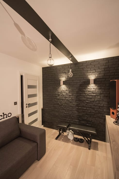 FLAT 2: styl , w kategorii Pokój dziecięcy zaprojektowany przez Luxon Modern Design Łukasz Szadujko