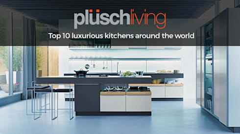 classic Kitchen by Plusch Living