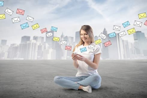 How to be a bulk SMS service provider?: asian Gym by MSG91
