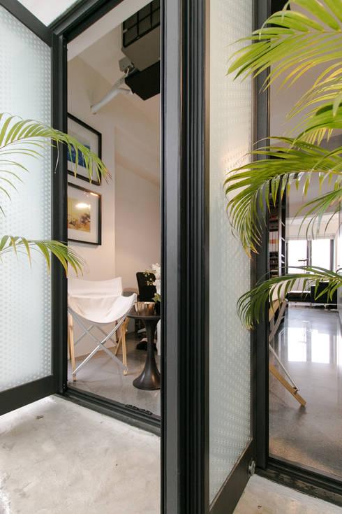 Study/office by 璞碩室內裝修設計工程有限公司