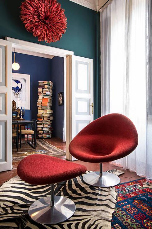 Appartamento d 39 epoca in corso vittorio emanuele una casa for Corso di arredatore d interni roma