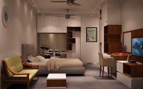 residential :  Hotels by stonehenge designs