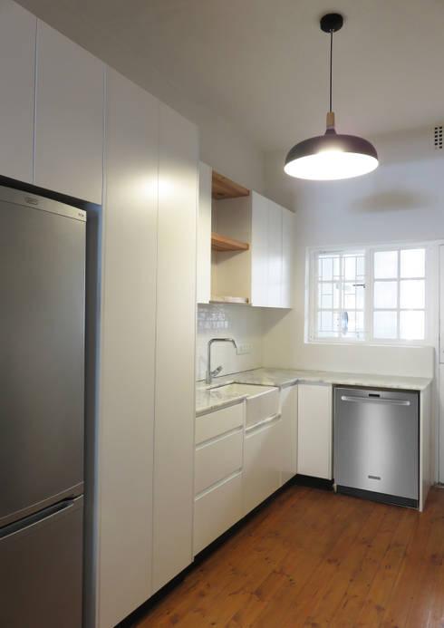 Projekty,  Kuchnia zaprojektowane przez Trait Decor