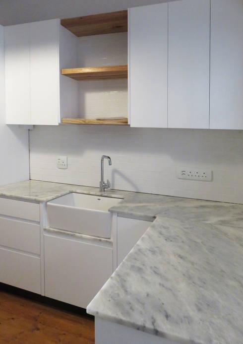 Kitchen:  Kitchen by Trait Decor