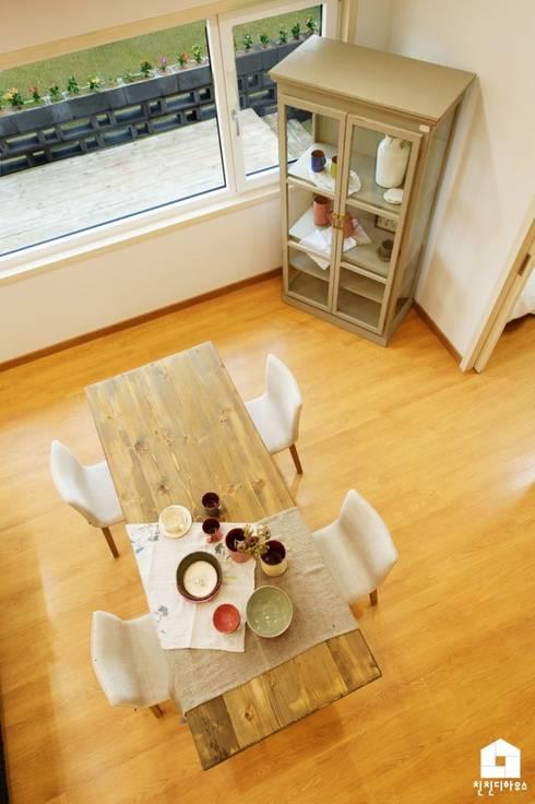 Projekty,  Kuchnia zaprojektowane przez 친친디 하우스 프로젝트