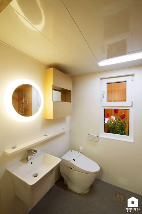 浴室 by 친친디 하우스 프로젝트