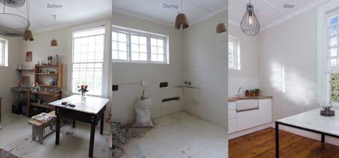 Kitchen Renovation: classic Kitchen by Trait Decor