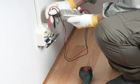 Repair and fault finding project:   by Cape Town Electrical services
