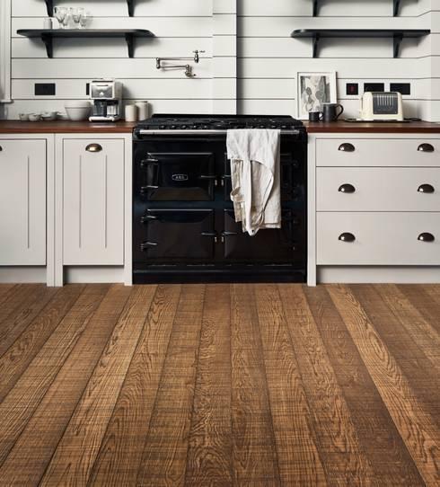 牆壁與地板 by The Natural Wood Floor Company