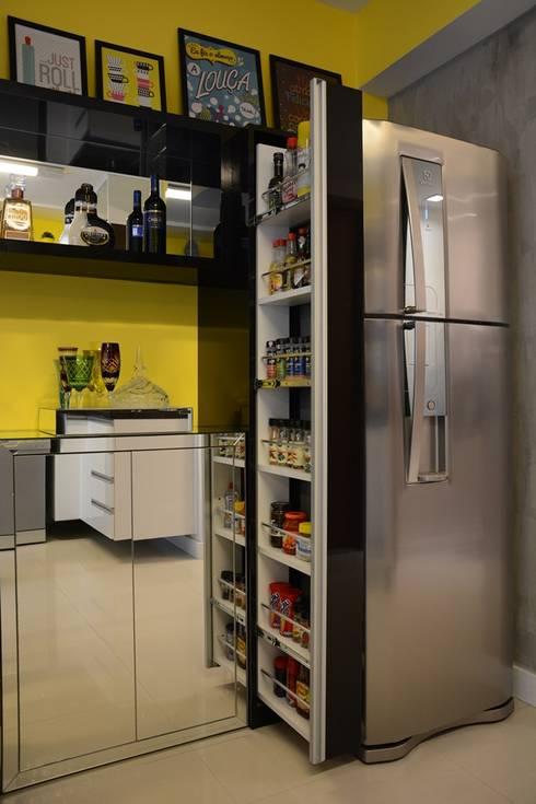Cocinas de estilo  por Danielle Barbosa DECOR DESIGN