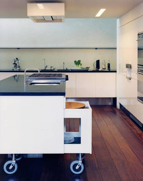 Pakhuis, Amsterdam:  Keuken door VASD interieur & architectuur