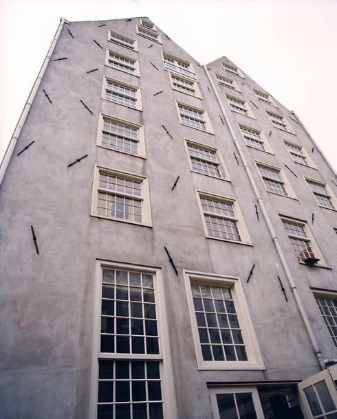 Pakhuis, Amsterdam:  Huizen door VASD interieur & architectuur
