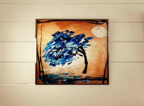 Painting:  غرفة السفرة تنفيذ OS Line