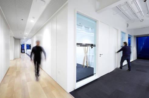 Diseo interior oficinas amazing oficina de diseo de - Oficinas banc sabadell ...