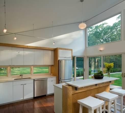 modern Kitchen by Eisner Design