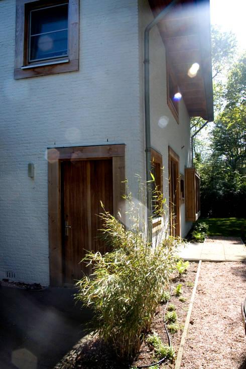 Projekty,  Domy zaprojektowane przez JE-ARCHITECTEN
