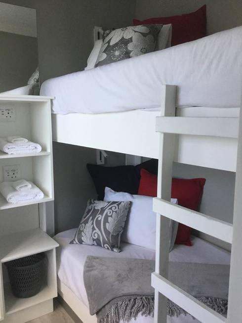 Спальни в . Автор – Berman-Kalil Housing Concepts