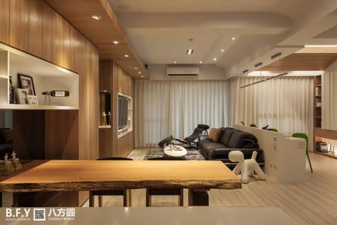 意境●幸福 / artistic conception●blessed:   by 八方圓空間設計