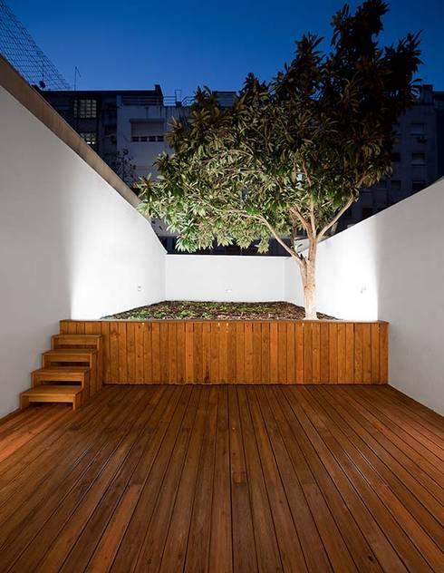 حديقة تنفيذ Tiago Filipe Santos - Arquitetura