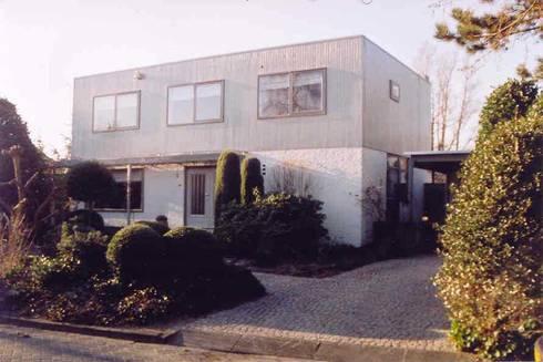 Verbouwing villa door g l m van soest architect homify