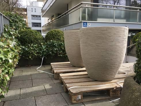 Exclusive Pflanzgefäße exklusive pflanzgefäße atelier vierkant by barbara hartmann homify
