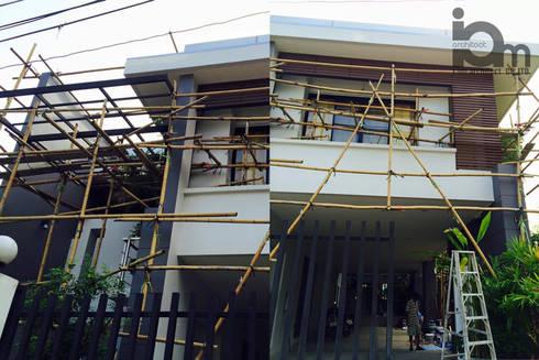 บ้านชานเรือน:   by i am architect CO.,Ltd.