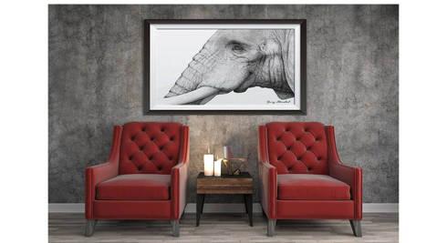 elephant de yuriy elephant yuriy cuadros decorativos modernos para casa