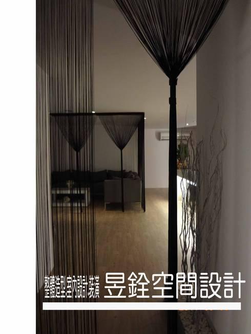 養生美容店:  購物中心 by 昱銓國際設計