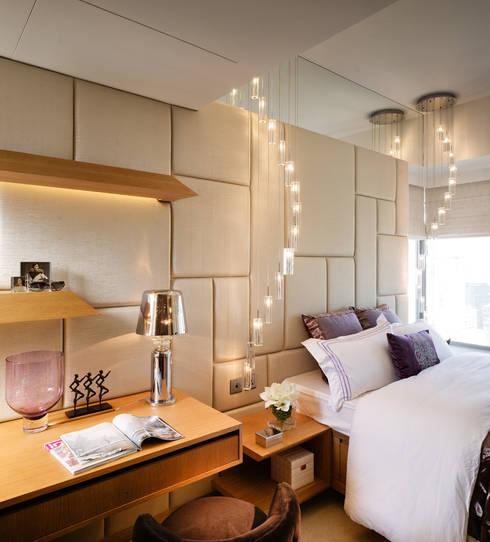 asian Bedroom by wayne corp
