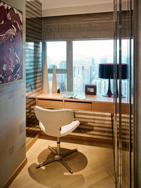 asian Study/office by wayne corp