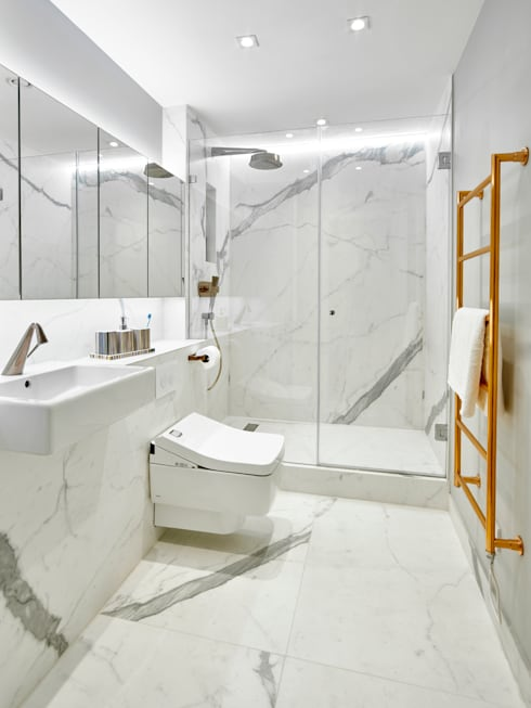 Bathroom by Morph Interior Ltd