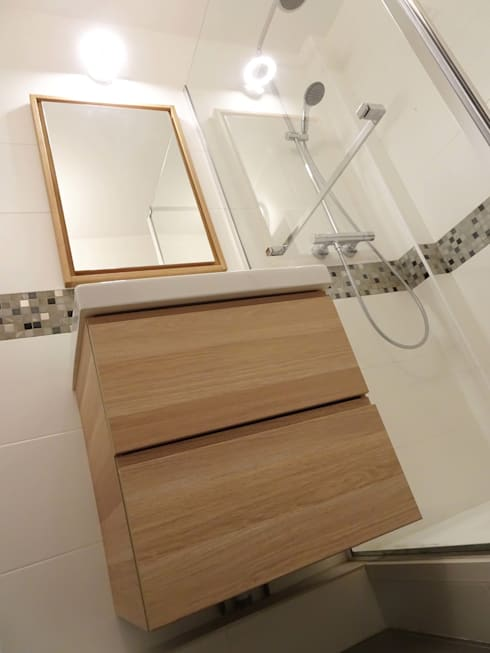 ห้องน้ำ by Sandrine Carré