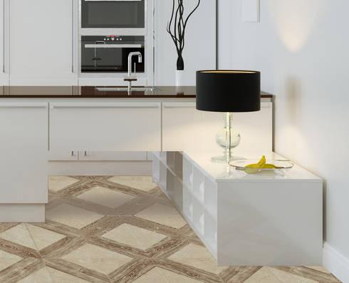 Walls & flooring by Elalux Tile