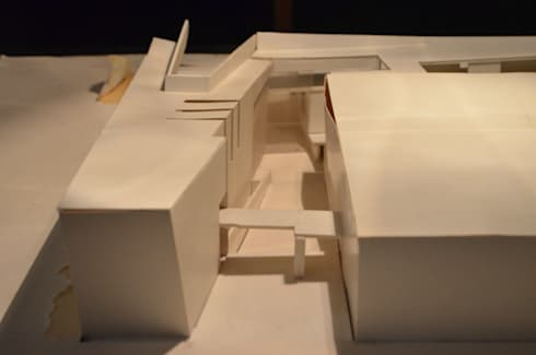 Galería de Arte en Temuco: Estudios y biblioteca de estilo  por Studio Himmer