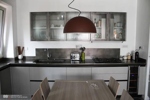 Appartamento 60 mq di bb1 laboratorio di architettura for Appartamento 60 mq design