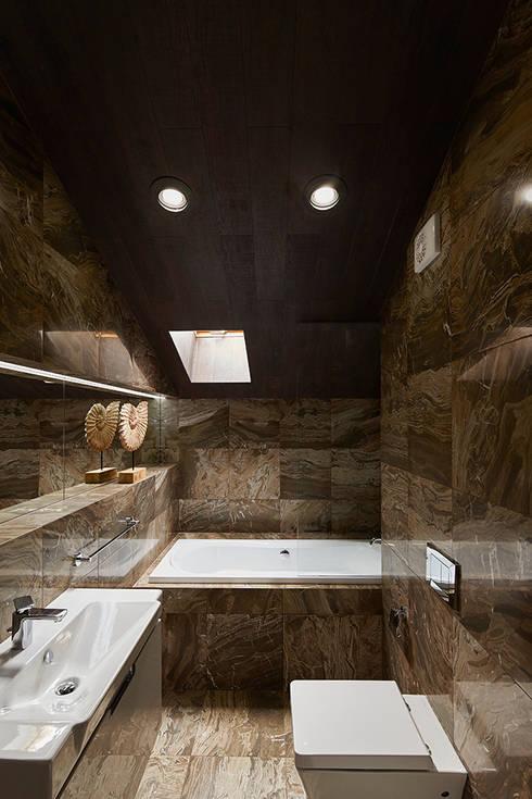 Projekty,  Łazienka zaprojektowane przez SNOU project