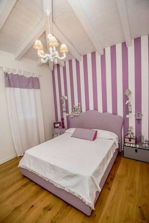 Quarto  por casa&stile interior design e ristrutturazioni