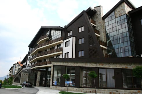 White Fir Resort in Bansko, Bulgaria:  Hotels by eNArch.info